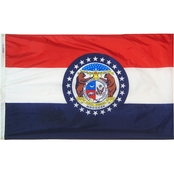 Annin Flagmakers Missouri State Flag