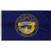 Annin Flagmakers Nebraska State Flag