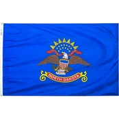 Annin Flagmakers North Dakota State Flag