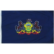 Annin Flagmakers Pennsylvania State Flag