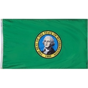 Annin Flagmakers Washington State Flag