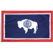 Annin Flagmakers Wyoming State Flag