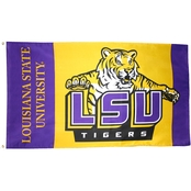 Annin Flagmakers NCAA Louisiana State Tigers Flag
