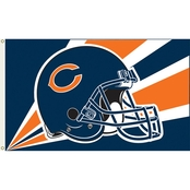Annin NFL Chicago Bears 3 ft. x 5 ft. Flag