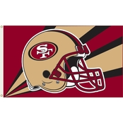Annin NFL San Francisco 49ers 3 ft. x 5 ft. Flag