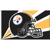 Annin NFL Pittsburgh Steelers 3 ft. x 5 ft. Flag