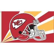Annin NFL Kansas City Chiefs 3 ft. x 5 ft. Flag