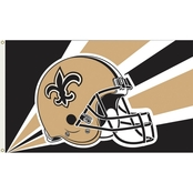 Annin NFL New Orleans Saints 3 ft. x 5 ft. Flag