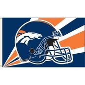 Annin NFL Denver Broncos 3 ft. x 5 ft. Flag