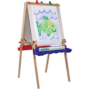 Melissa & Doug Deluxe Standing Easel with Paper