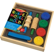 Melissa & Doug Shape, Model and Mold Kit