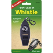 Coghlans 4 Function Whistle