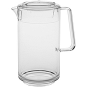 Zak Clear 2 Qt. Water Pitcher with Lid