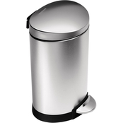 Simplehuman Semi-Round Trash Can