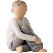 Willow Tree Caring Child Figurine