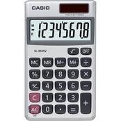 Casio SL-300SV Handheld Display Calculator