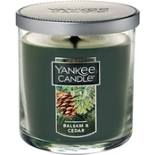 Yankee Candle Balsam and Cedar Small Tumbler Candle