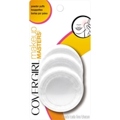 CoverGirl Makeup Masters Powder Puffs 3 Pk.