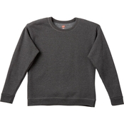 Hanes Boys Fleece Crewneck Sweatshirt