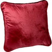 Weatherford Cushion Micro Plush Toss Pillow