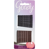 Goody Colour Collection Metallic Finish Bobby Pins Black, 50 ct.