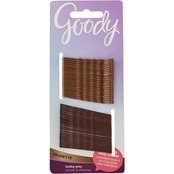 Goody Colour Collection Metallic Finish Bobby Pin Black, 50 Ct.