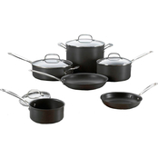 Cuisinart Chef's Classic 10 pc. Nonstick Hard Anodized Cookware Set
