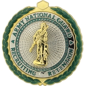 Ira Green Army Badge National Guard Senior Recruiting Retention