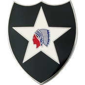 CSIB 2nd Infantry Division Insignia