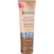 Jergens Natural Glow + Firming Daily Moisturizer Fair to Med, 7.5 oz.