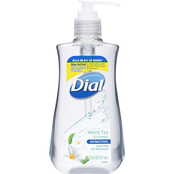 Dial White Tea and Vitamin E Antibacterial Hand Soap with Moisturizer 7.5 oz.