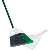 Libman Large Precision Angle Broom with Dust Pan 2 Pc. Set