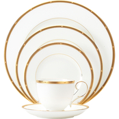 Noritake Rochelle Bone China 5 pc. Place Setting