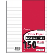 Top Flight Filler Paper College Rule 150 Sheets