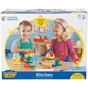 Learning Resources Pretend and Play Great Value Kitchen Set