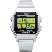 Timex Men's Digital Expansion Band Watch 34mm 78587
