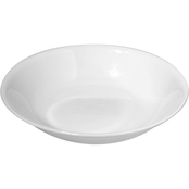 Corelle Livingware Winter Frost White 20 oz. Salad/Pasta Bowl