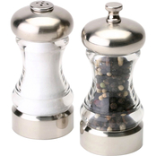 Olde Thompson Monterey Pepper Mill and Salt Shaker Set