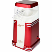 Nostalgia Electrics Retro Series Mini Hot Air Popcorn Popper