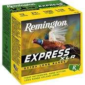 Remington Express Long Range 12 Ga. 2.75 in. #6 Shot 3 Dram, 1.25 oz. Lead, 25 Rd.