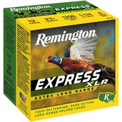 Remington Express Long Range 12 Ga. 2.75 in. #4 Shot 3 Dram 1.25 oz. Lead, 25 Rds.