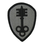 Army Unit Patch 300th Military Police Command POW