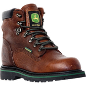John Deere Men's 6 in. Lace Up Waterproof Boots