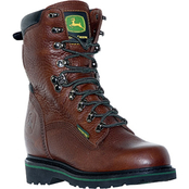 John Deere Men's 8 in. Waterproof Boots