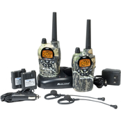 Midland 2-Way GMRS Radios with 50 Channels
