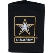 Mercury Luggage Army Strong Logo Velcro Trifold Wallet