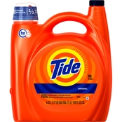 Tide Original Scent HE Liquid Laundry Detergent 150 Oz. 96 Loads