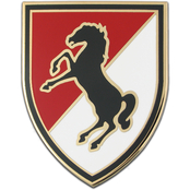 Army CSIB 11th Armored Cavalry