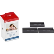 Canon Color Ink and Paper Set for SELPHY Compact Photo Printers