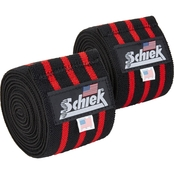 Schiek's Sports Inc 78 Inch Knee Wraps